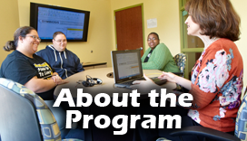 Click here to learn about the Program