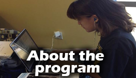 About the Program Button
