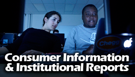 Consumer Information & Institutional Reports