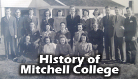 History of Mitchell College