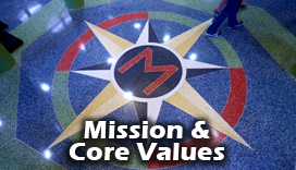 Mission & Core Values